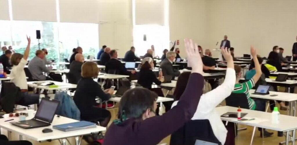 Die neue DISSIDENTEN-Powerfraktion mit vier Anträgen im Stadtrat