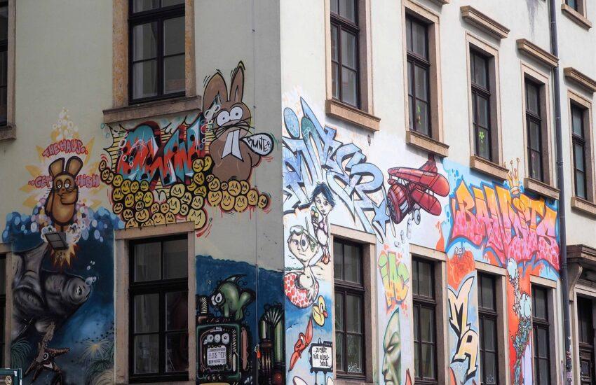 Neustadtgraffiti